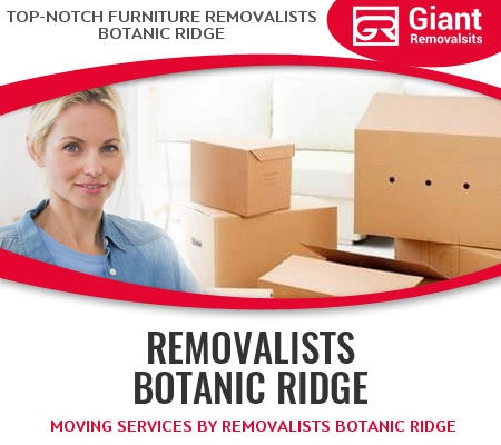 Removalists Botanic Ridge