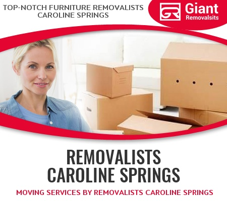 Removalists Caroline Springs