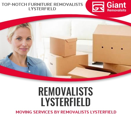 Removalists Lysterfield