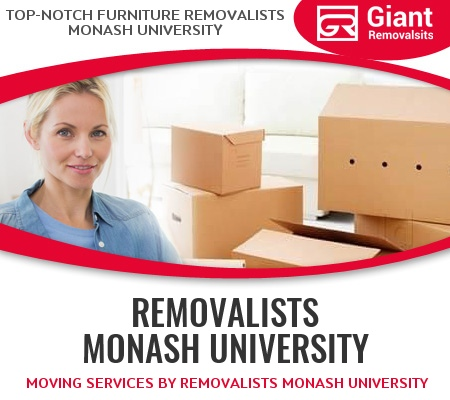 Removalists Monash University