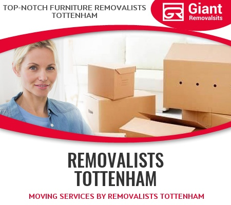 Removalists Tottenham