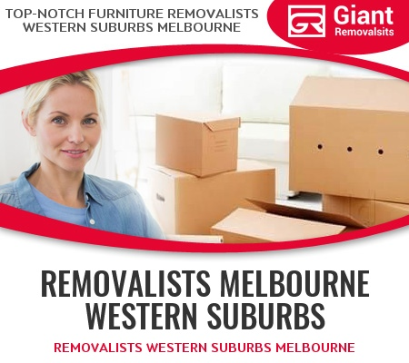 Removalists Western Suburbs Melbourne
